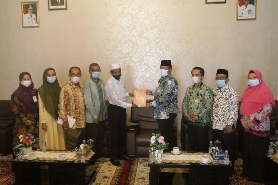 Bupati Alfedri: Pengusulan Gelar Tengku Buwang Jadi Pahlawan Nasional, Butuh Dukungan Semua Pihak
