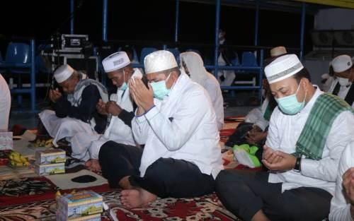 Pemkab Siak Gelar Ritual Gharib Beghanyut