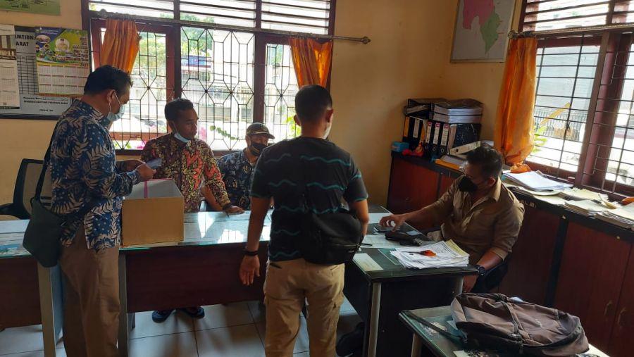 Tertangkap Tangan, Perangkat Desa Pungli Pembuatan Dokumen SKGR