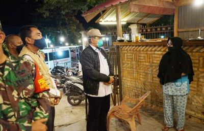 Alfedri Pimpin Operasi Yustisi Prokes di Kandis