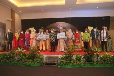 Ongli Sangara & Winanda Amelia terpilih sebagai Bujang & Dara Kabupaten Siak tahun 2021.
