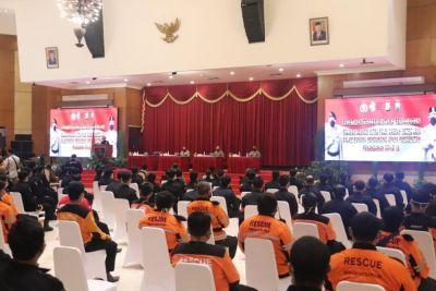 Senkom MP Ikut Pelatihan Tracer Covid -19 Di Baharkam Polri